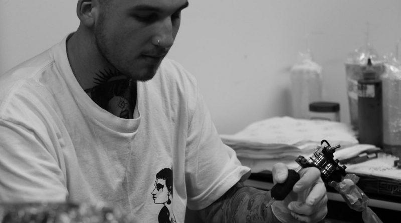 Tetoválóművészek sorozat – Coen Mitchell