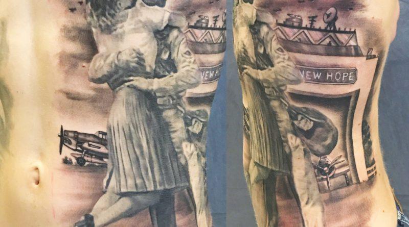 Hybrid Tattoo – Monor