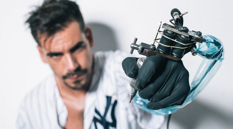Tetoválóművészek sorozat – Miguel Bohingues