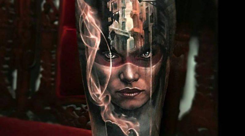 Alkotó (Artist)  Arlo Tattoo