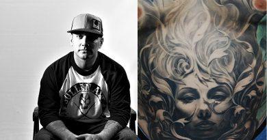 Top 5 black & gray tetoválóművész – 1. Carlos Torres