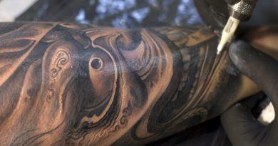 Tetoválóművészek sorrozat – Victor Portugal