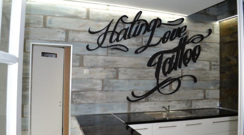 Hating Love Tattoo