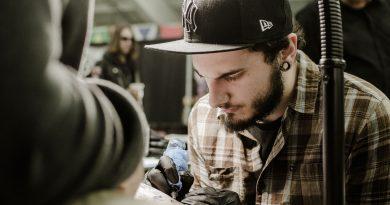 Tetoválóművészek sorozat – Luka Lajoie