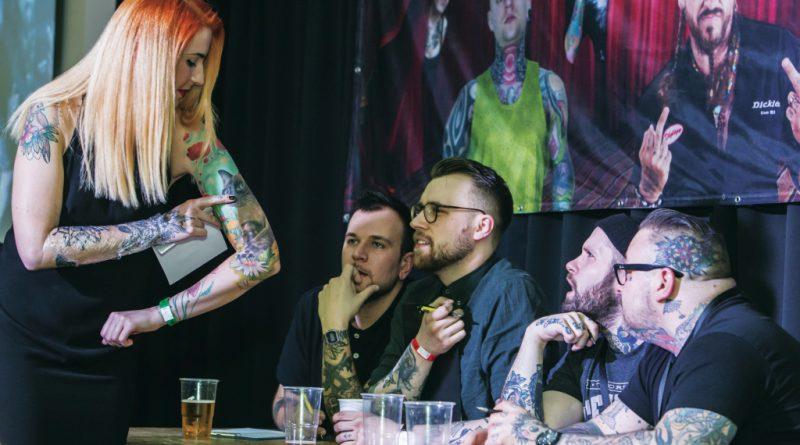 Ismét Budapest Tattoo Convention a Lurdy Házban