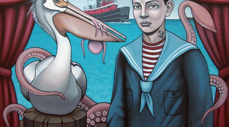 Kortárs művészek sorozat – Quyen Dinh
