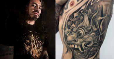 Top 5 black & gray tetoválóművész – 2. Victor Portugal