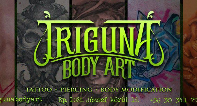 Triguna Body Art