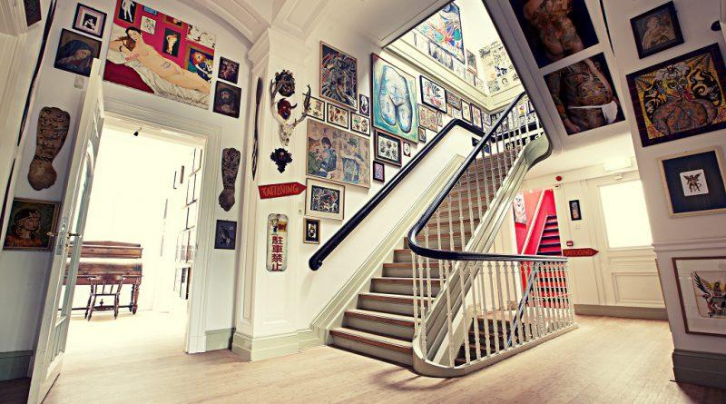 Amszterdam Tattoo Múzeum