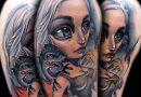 Tetoválóművészek sorozat – Kelly Doty